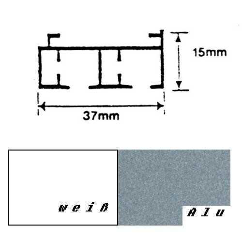 gardinenschiene f r fl chenvorh nge vorhangschiene. Black Bedroom Furniture Sets. Home Design Ideas