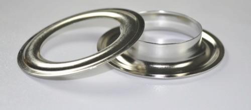 Messingösen, Metallösen, Ösen aus Metall   Zubehör für Gardinen